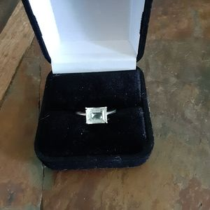Engagement or right hand ring